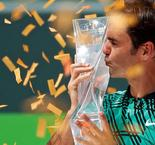 Ageless Federer takes down Nadal again to claim Miami title