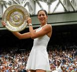 Muguruza toasts sweet success after adding Venus to Serena scalp