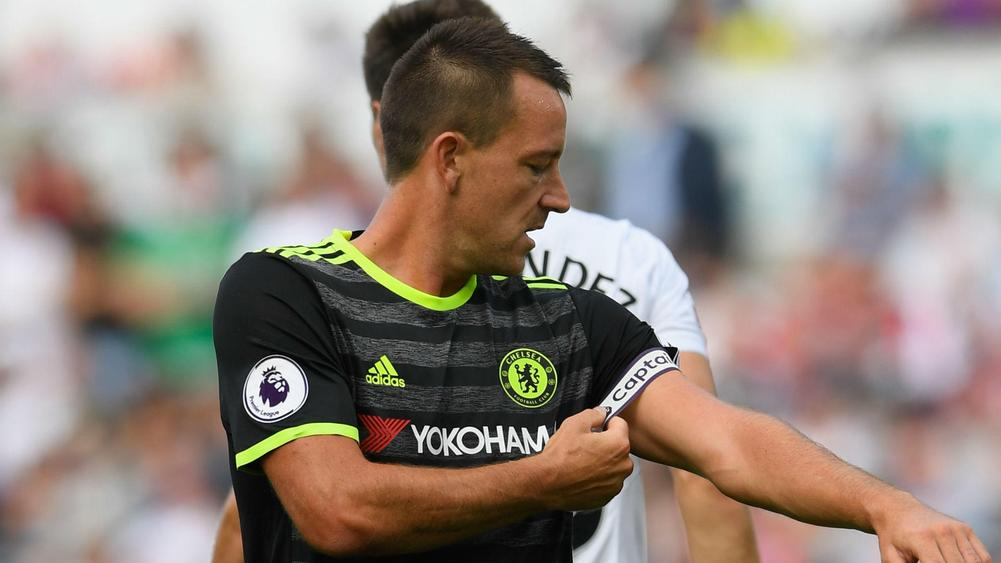 John Terry faces 10-day lay-off