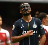 Gundogan ready to step up in De Bruyne's absence