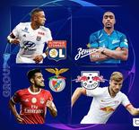 UEFA Champions League Preview – Group G