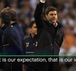 Poch says new venue will take Spurs to next level