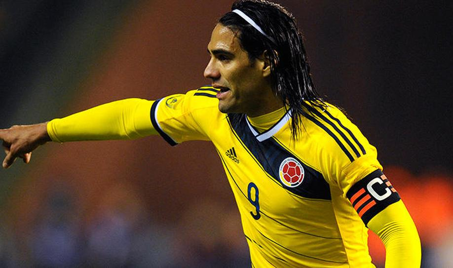 Radamel Falcao (Captain)