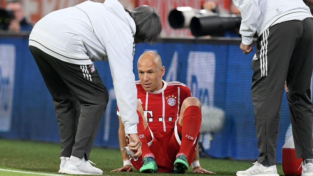 Real Madrid set to miss another player against Bayern
