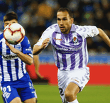 Valladolid sort de la zone rouge