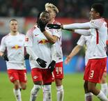 Keita set to stay at RBL after starring against Schalke