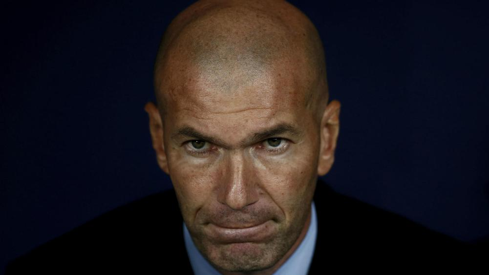 Real Madrid news: Zinedine Zidane HAPPY with not winning against Spanish minnows