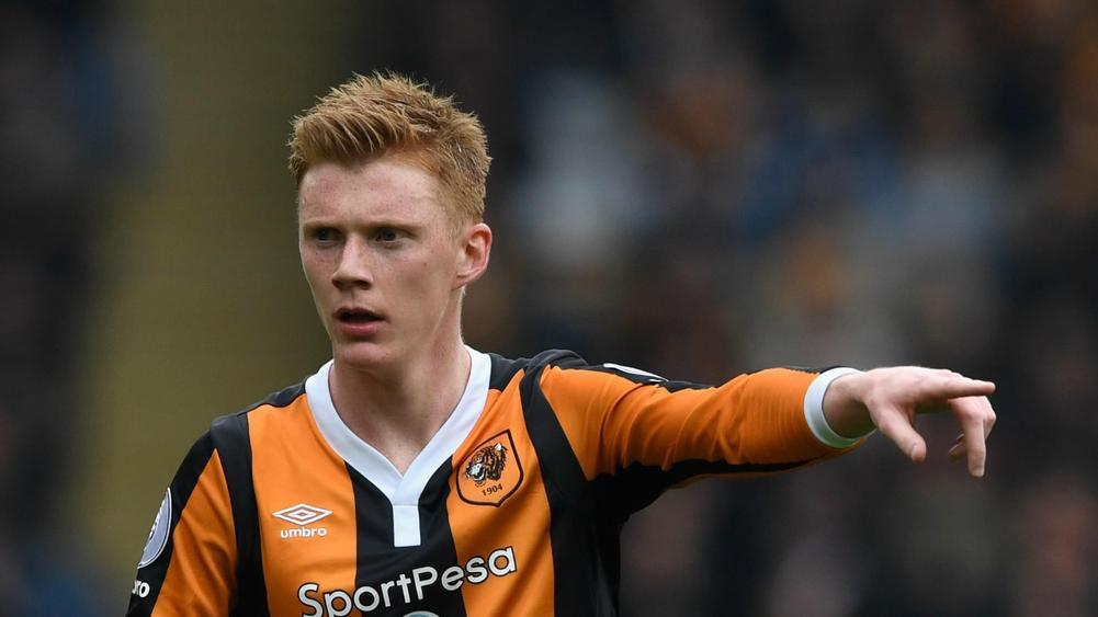 Hull City's Clucas set for Premier League move