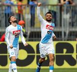 Empoli 2 Napoli 3: Insigne double enough to hold off resilient hosts