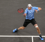 Isner Cruises In New York While Thiem Into Semis In Argentina