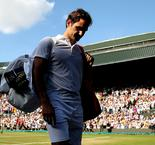 Federer Bemoans Missed Opportunities After Stunning Wimbledon Exit