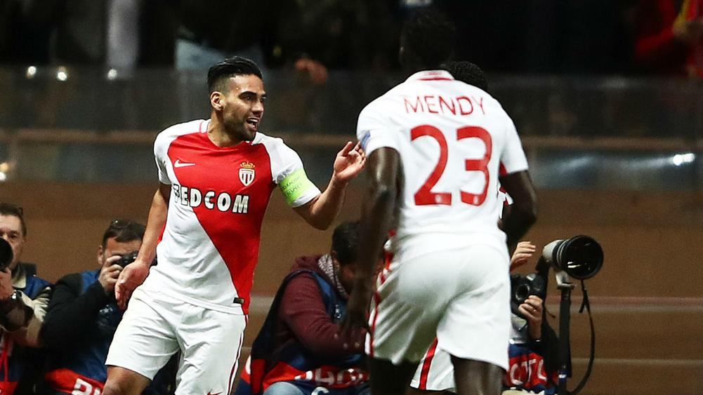 Monaco beats Dortmund to reach Champions League semifinals