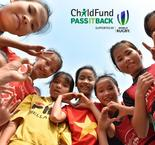 World Rugby reveals record-breaking donations to ChildFund Pass It Back programme