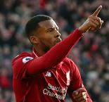 Liverpool 3 Bournemouth 0: Mane, Wijnaldum and Salah fire Reds back to the top