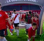 Highlights: River Plate Draws Palestino, Second Straight Draw For Defending Champions