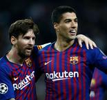 Deadly Barcelona Duo Messi And Suarez Outscoring Nearly All LaLiga Sides