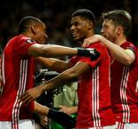 Ligue Europa : Service minimum pour Manchester United
