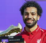 Salah's boots join Egyptian exhibit at British Museum