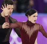 Canada's Virtue and Moir win stunning ice dance gold