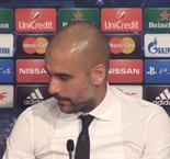 Guardiola pleased with Bayern mentality