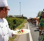 What Are Giro d'Italia Riders Eating During Race?