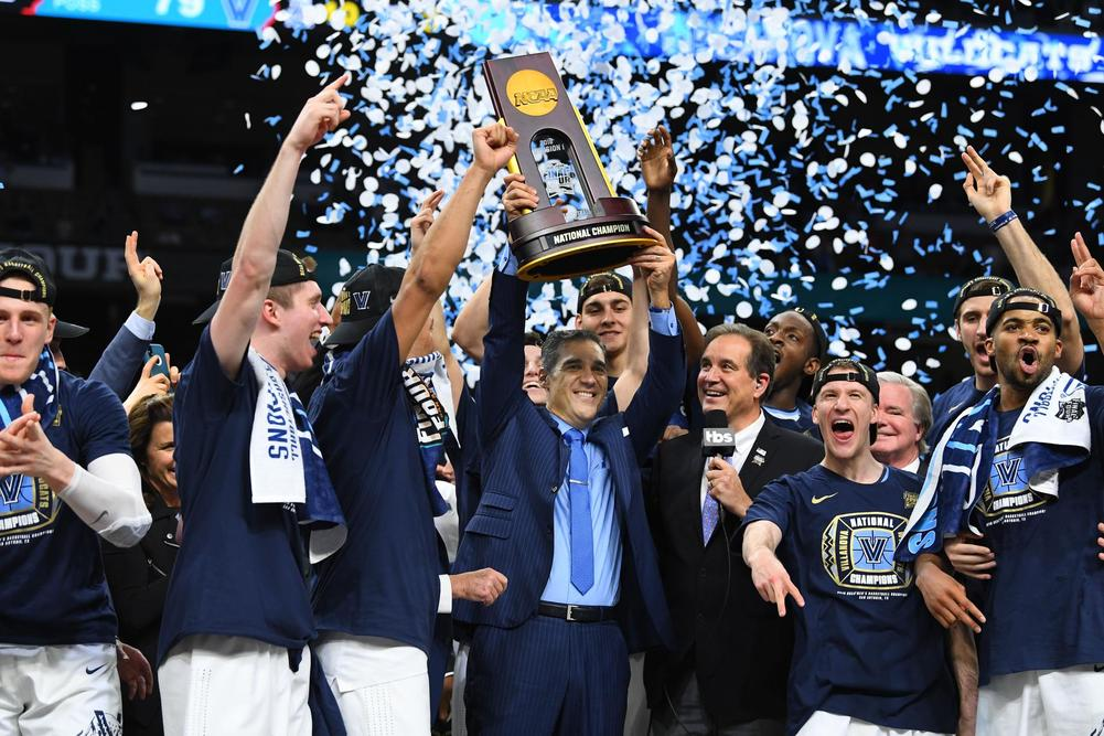 841dc023d2f Villanova Tops Michigan For Second NCAA basketball Title In Three Years