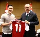 Erdogan Congratulates Ozil For Germany Retirement