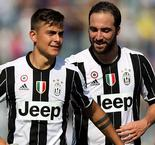 Juventus Coach Massimiliano Allegri Insists Gonzalo Higuain Doesn't Need Paulo Dybala To Score
