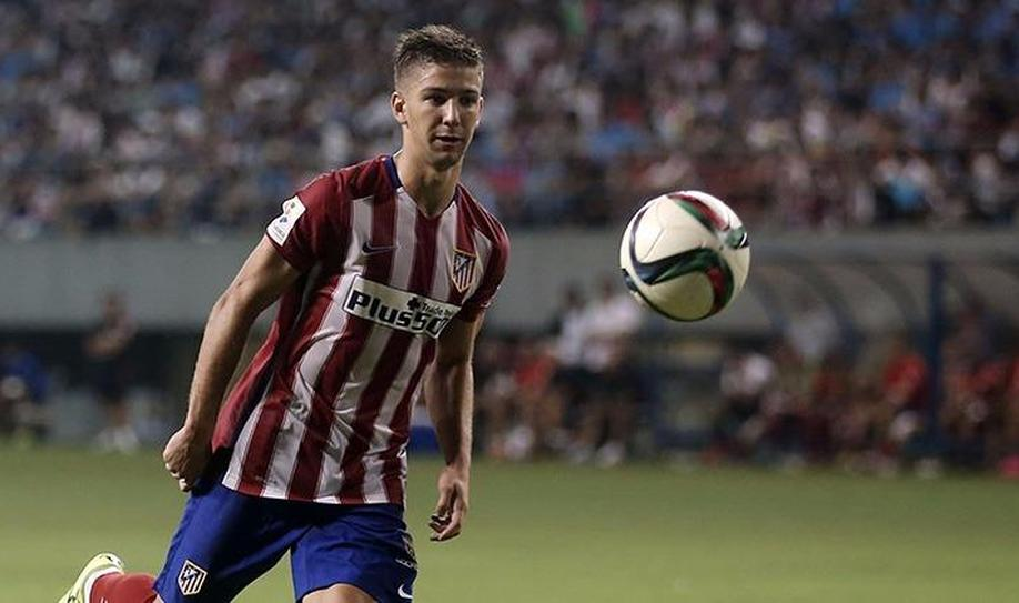Luciano Vietto (Atletico Madrid)
