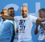 Guardiola: Not a disaster if City do not win Champions League