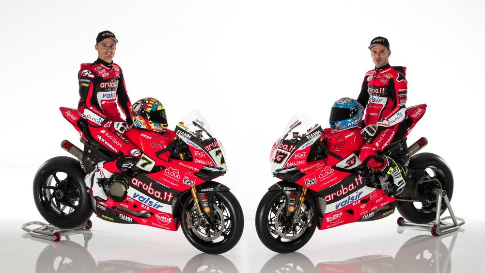 Aruba.it Racing – Ducati Team