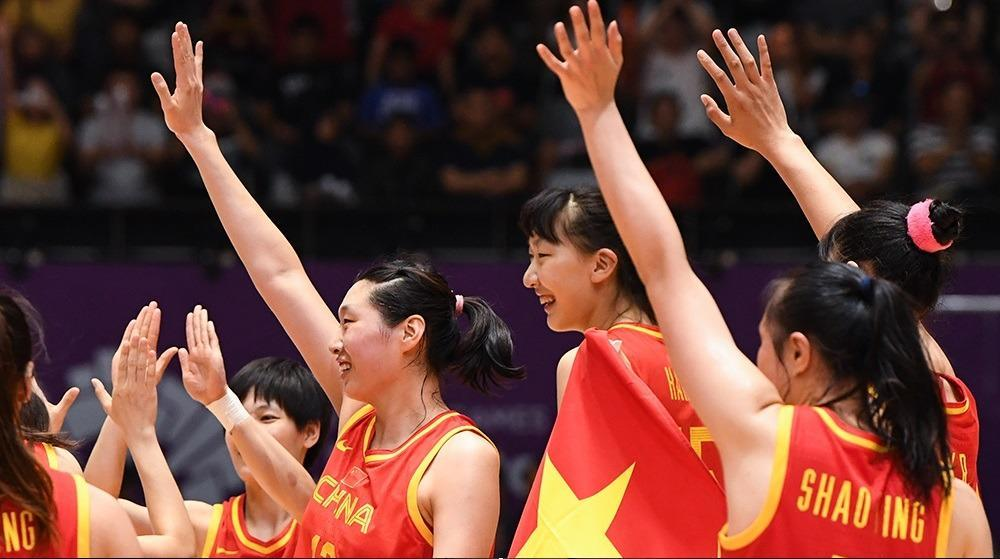 China  Basketball Women