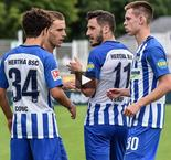 Socceroos star Leckie scores on Hertha debut