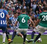Brighton secures historic win over West Brom