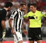 Juventus confirm muscle tear for Chiellini