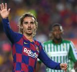 Barcelona Stepped Up In Absence Of Messi And Suarez, Says Two-Goal Griezmann