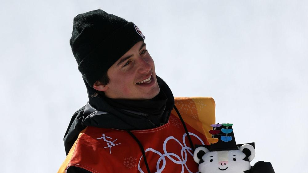 Gerard wins gold in men's slopestyle, giving US first medal