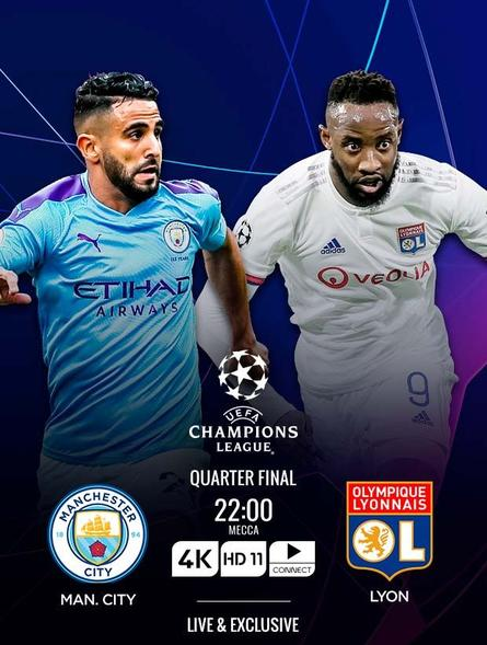 Man City - Lyon