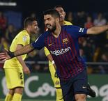 Villarreal 4 Barcelona 4: Messi and Suarez stuns hosts to secure late comeback