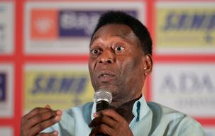 Messi best player of last decade - Pele