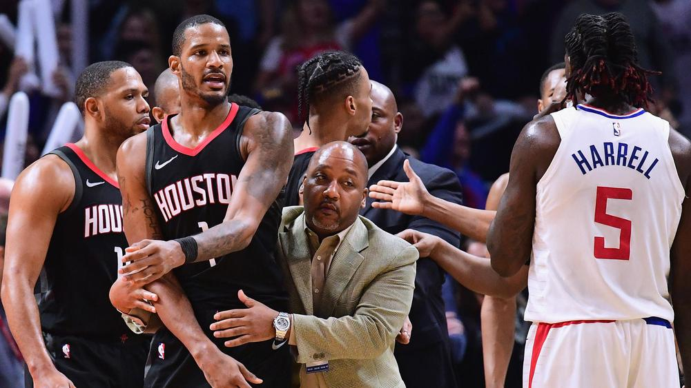 Rockets' Ariza, Green suspended 2 games for locker-room incident