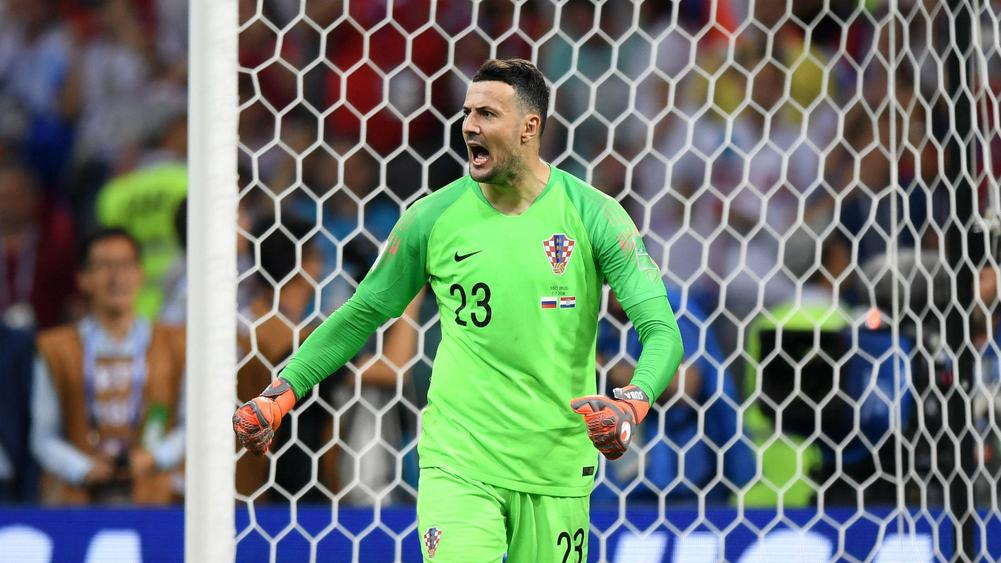 Top 10 Famous Goalkeepers For Fifa World Cup 2018: Subasic The Best Goalkeeper At World Cup