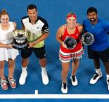 Australian Open: Mixed Doubles Final