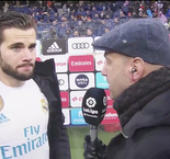 Nothing Wrong With Real Madrid's Attitude Insists Nacho