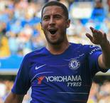 'Immense' Eden Hazard Still Has Room For Improvement, Says Sarri