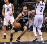 NBA [Frenchies] : La belle copie de Parker (17 points)