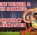 Sanchez's rollercoaster ride at Arsenal
