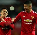 Sanchez and I used to kick each other, says Manchester United defender Rojo