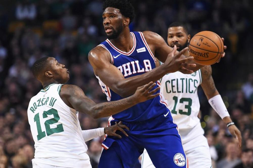 Philadelphie et Joel Embiid font chuter Boston — NBA