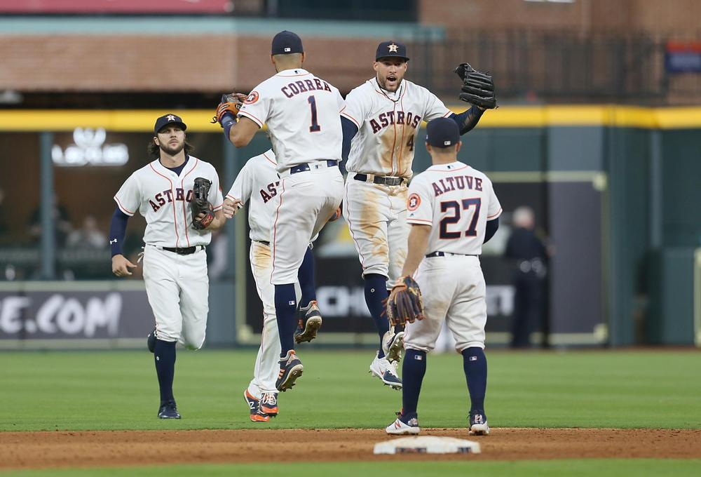 Astros Win First ALCS Rematch